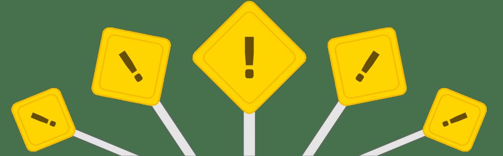 Avoid half built bridges and shiny objects
